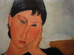 Artwork from the St. Louis Art Museum - Modigliani