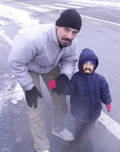 Joaquin y Andy