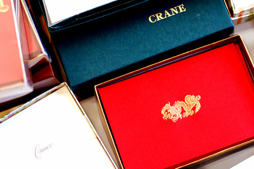 Crane & Co. stationery collection