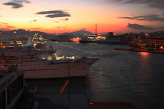piraeus (camerabaggs) Tags: cruise holiday nigh