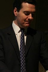 George Osborne, MP (Shadow Chancellor of the Exchequer)