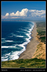 Infinite, Point Reyes National Seashore (jimgoldstein) Tags: ocean california blue cloud seascape green beach yellow landscape coast photo sand aqua whitewater surf unitedstates marin tan cyan wave pacificocean iceplant fv10 coastline pointreyes infinite pointreyesnationalseashore cumulous naturesfinest supershot specland sfchronicle96hours sfchronicle96hrs abigfave jmggalleries colorphotoaward impressedbeauty superaplus aplusphoto jimmgoldstein superbmasterpiece wowiekazowie frhwofavs