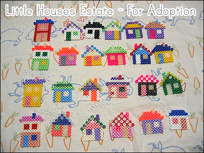 Little Houses Estate - Adoption Drive