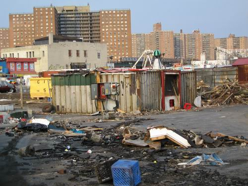 Coney Demolition One