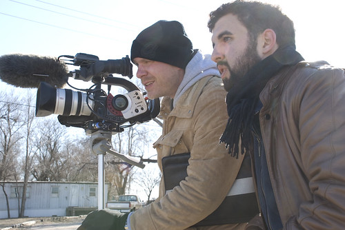 Director and DP