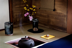 *the tea house (yocca) Tags: japan japanese 100v10f teaceremony teahouse 2007  25fav  25faves  30faves30comments300views mar2007 6faves100v