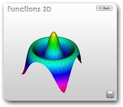 Opera Widgets : Functions 3D