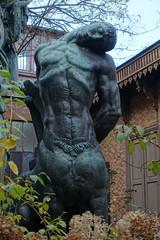 Dying Centaur @ Muse Bourdelle @ Montparnasse @ Paris (*_*) Tags: paris montparnasse france europe earth city december autumn fall 2016 musebourdelle bourdelle museum art sculpture antoinebourdelle