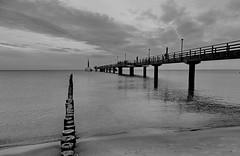 Seebrücke Zingst (Wunderlich, Olga) Tags: darss zingst deutschland seebrücke ostsee sand mecklenburgvorpommern