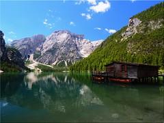 The wonderful Lake Prags in South Tyrol (Ostseetroll) Tags: geo:lat=4669850312 geo:lon=1208607290 geotagged ita italien pragserdolomiten pragserwildsee südtirol altoadige italia italy lagodibraies lakeprags südtirolaltoadige