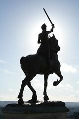 Jeanne d'Arc (@rno) Tags: art history statue cheval photo interesting orleans religion histoire combat lorraine bucher roi blois photograpy epee loiretcher jeannedarc pucelle charlesvii valdeloire interessare elinteresar interessieren statueequestre 興味を起こさせること interessar