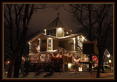 ~Festive Lights II~ (~NovaStorm~) Tags: christmas houses holidays novascotia halifax festivelights novastorm