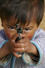 Maoist Kid - by Ben Tubby