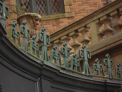 Haunted Mansion Detail