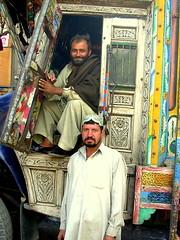 Buddies and the Truck (~FurSid) Tags: friends pakistan portrait people smile truck portraits happy tour buddies faces pals portraiture northernareas swat tr06 aplusphoto