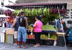 Recife fruit stand