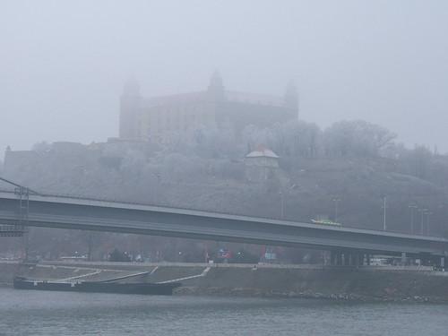 Castelul in ceata