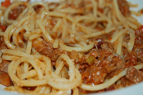 Pot Roast Bolognese