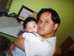 Asyik & handsome Iman
