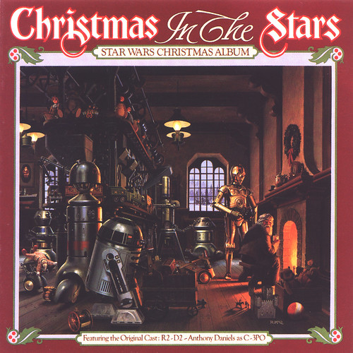 10Christmas in the Stars - Star Wars Christmas Album - Front