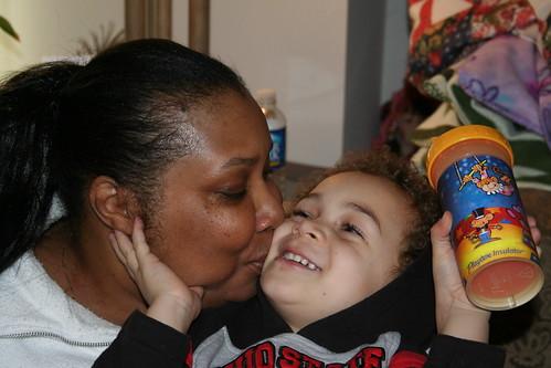 Grandmommy & Aidan