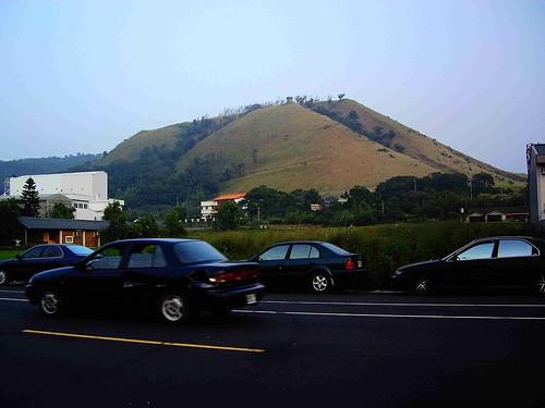 遠望鐵砧山