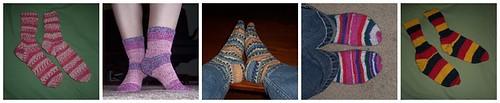 2006 Socks
