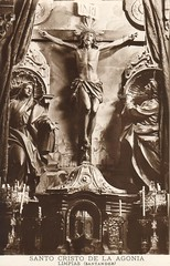 Santo Cristo de la Agonía, Limpias