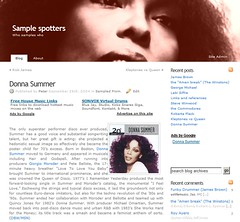 Xampled: samples from Donna Summer