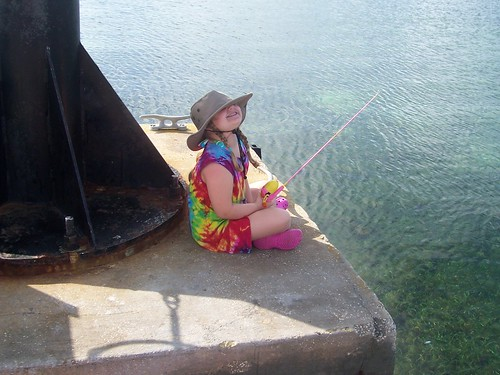 Caitlin Fishing