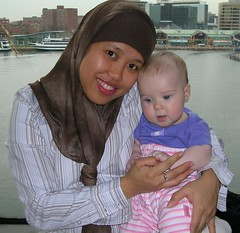 Tante Yaty and Kassia