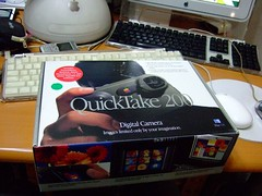 Apple QuickTake 200 (joewhk) Tags: classic apple macintosh mac applemac oldschool digitalcamera oldskool quicktake applequicktake quicktake200 applemacintosh applequicktake200
