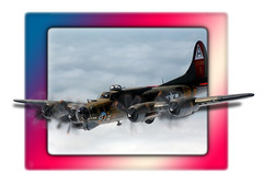 coming home on white (Gravityx9) Tags: photoshop airplane ride jet patriotic chop rwb mil oob outofframe psfo oobgroup 010807