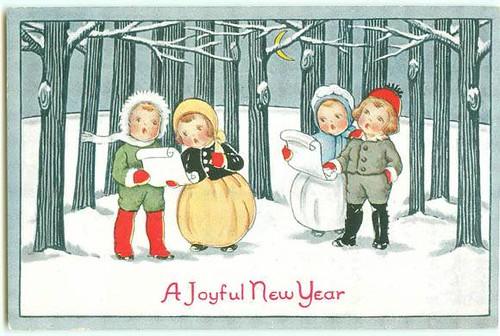 Joyful New Year