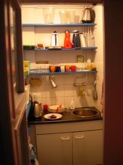 Arnhem centre kitchen