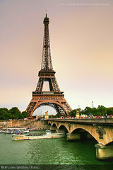La Tour Eiffel (#290) - by Christopher Chan