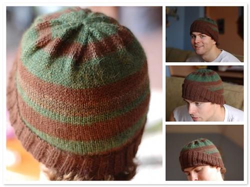 Eric's new hat