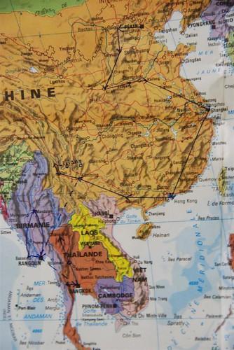 Round Asia Trip - January 2007