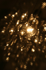 - light lens baby