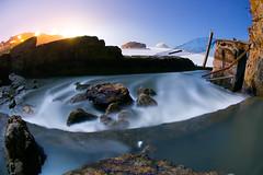 Bathtime (ec808x) Tags: sanfrancisco water night d50 nikon fisheye sutrobaths nikkor105mm