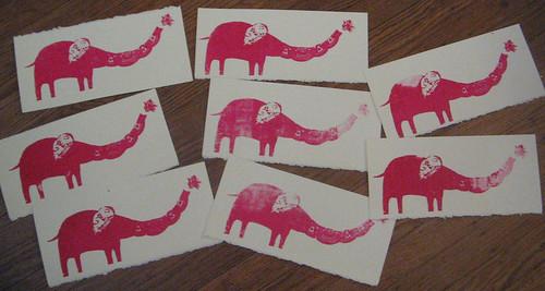 herd o elefantes