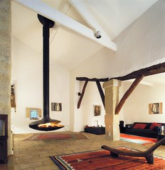 France-Gyrofocus chemine in our house (hjfklein) Tags: france klein fireplace interieur languedoc gard chemine hjfklein gettyimagesfranceq1
