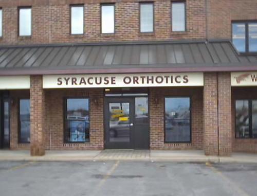 Syracuse Orthotics Store