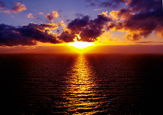 Sunset+at+Worli+Sea+Face
