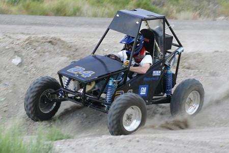 2005 UCLA Mini Baja: Testing