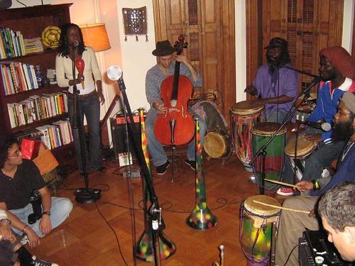 Bonga House Concert