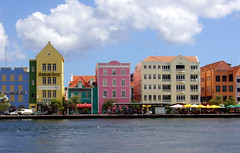 Willemstad Curacao Neth. Ant. - by Jessica Bee