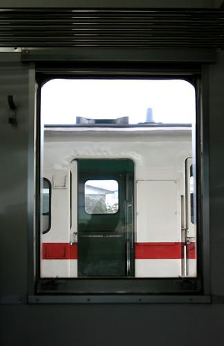 Hanawa-line train 14