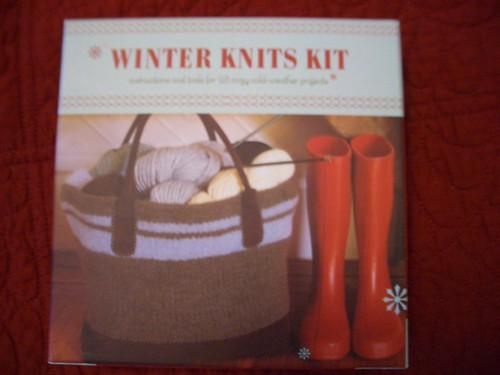 Winter Knits Kit
