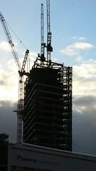 Pioneer skyscraper